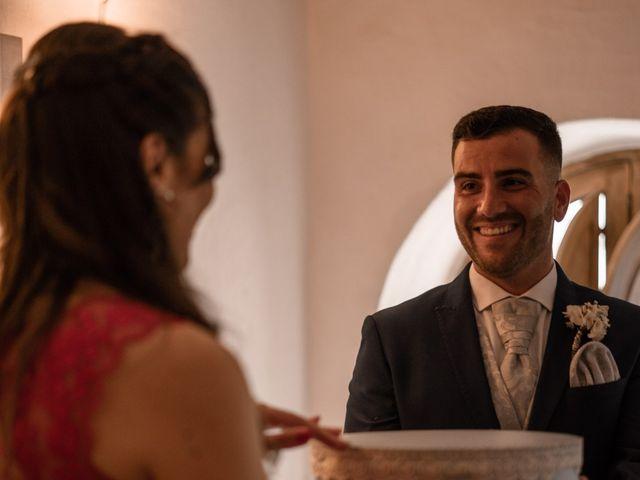 La boda de Josué y Abigail en Tafira Baja, Las Palmas 1