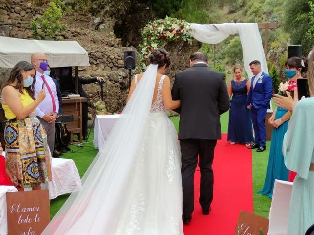 La boda de Josué y Abigail en Tafira Baja, Las Palmas 3