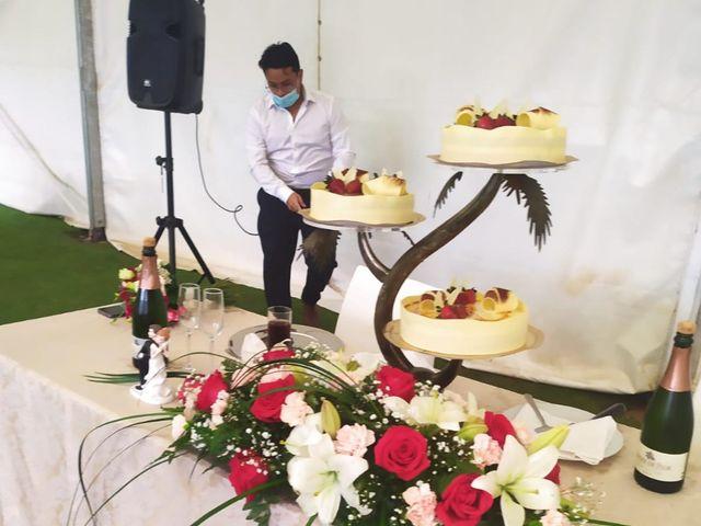La boda de Josué y Abigail en Tafira Baja, Las Palmas 5