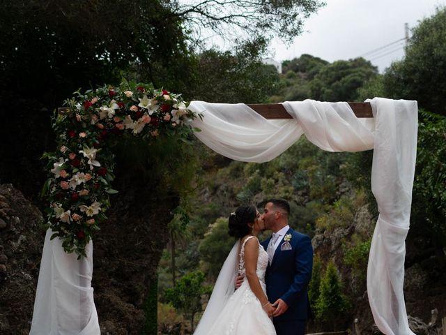 La boda de Josué y Abigail en Tafira Baja, Las Palmas 6