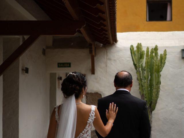La boda de Josué y Abigail en Tafira Baja, Las Palmas 9