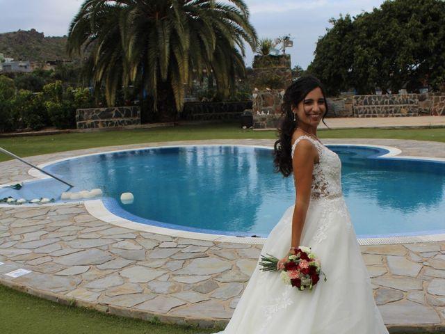 La boda de Josué y Abigail en Tafira Baja, Las Palmas 10
