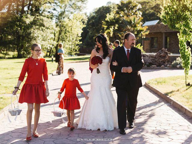 La boda de Sergio y Rosa en Plasencia, Cáceres 7