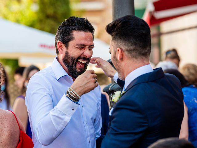 La boda de Carlos y Tamara en Toledo, Toledo 16