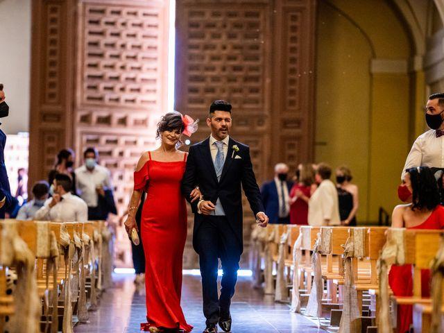 La boda de Carlos y Tamara en Toledo, Toledo 18