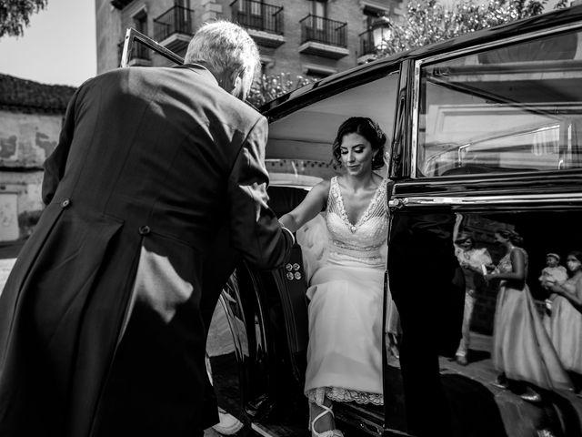La boda de Carlos y Tamara en Toledo, Toledo 19
