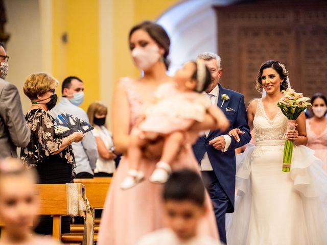 La boda de Carlos y Tamara en Toledo, Toledo 21