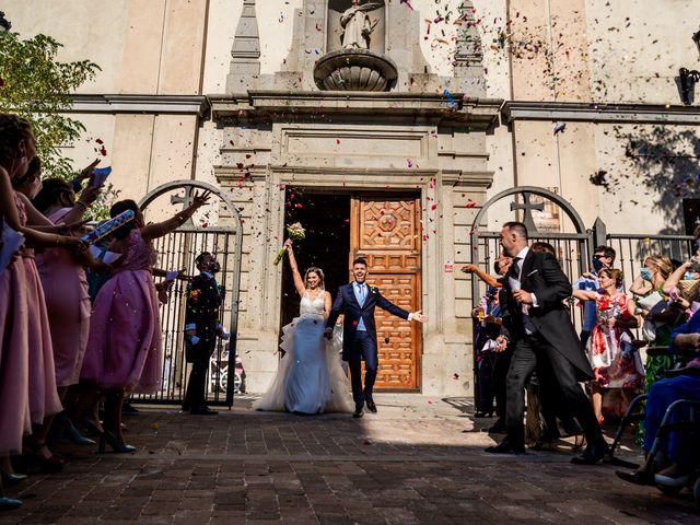 La boda de Carlos y Tamara en Toledo, Toledo 27