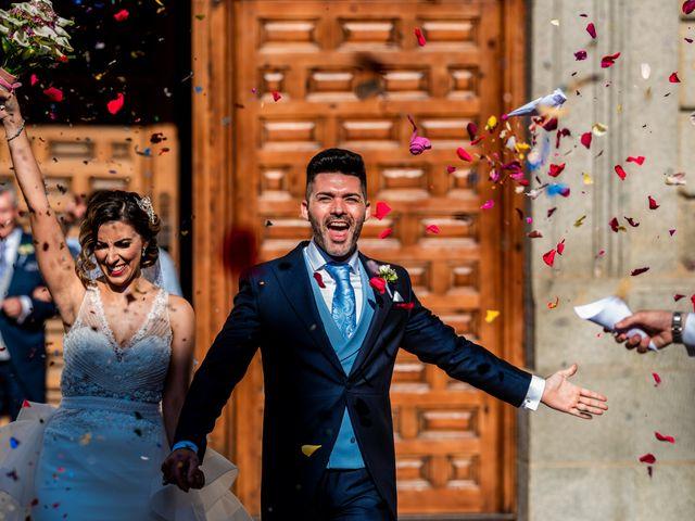 La boda de Carlos y Tamara en Toledo, Toledo 28