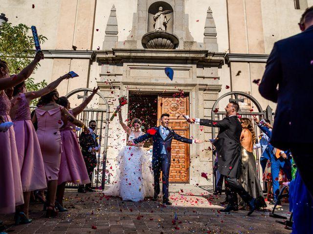 La boda de Carlos y Tamara en Toledo, Toledo 29