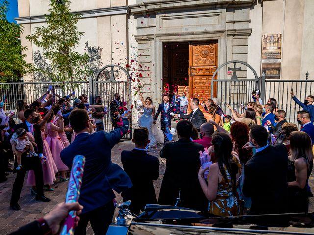 La boda de Carlos y Tamara en Toledo, Toledo 30