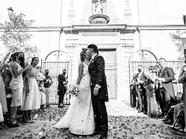 La boda de Carlos y Tamara en Toledo, Toledo 31