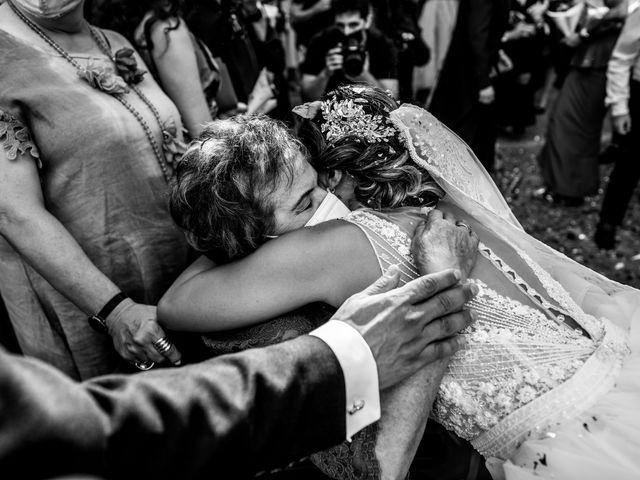 La boda de Carlos y Tamara en Toledo, Toledo 32