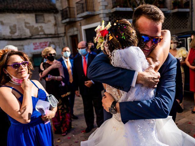 La boda de Carlos y Tamara en Toledo, Toledo 33