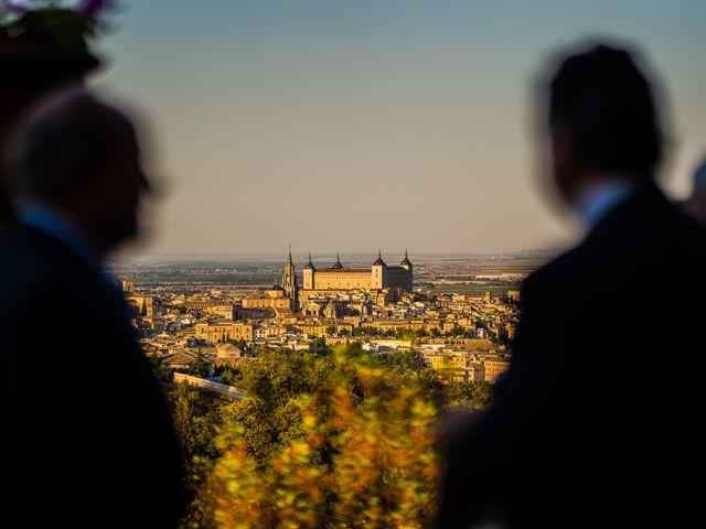 La boda de Carlos y Tamara en Toledo, Toledo 36