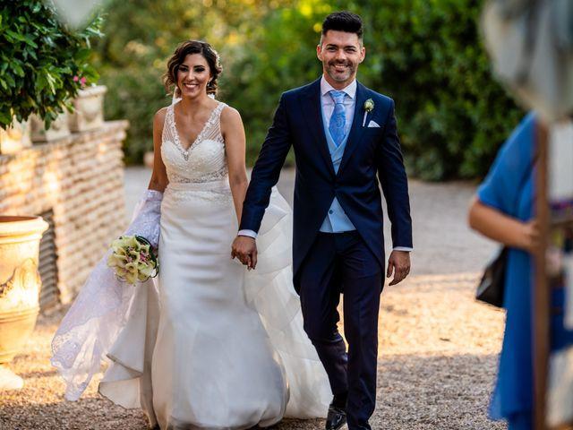 La boda de Carlos y Tamara en Toledo, Toledo 41