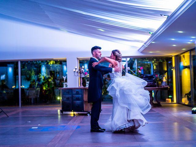 La boda de Carlos y Tamara en Toledo, Toledo 59