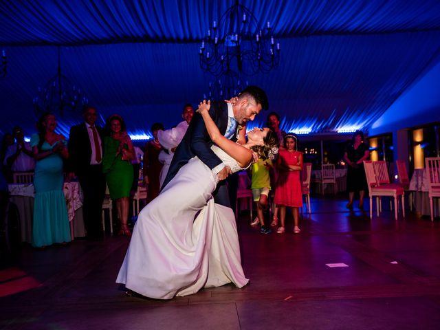 La boda de Carlos y Tamara en Toledo, Toledo 61