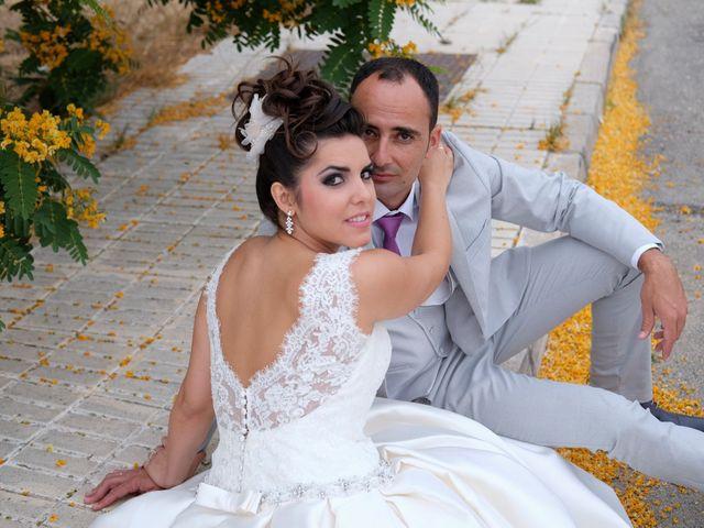 La boda de Rayco y Yaiza  en Benidorm, Alicante 1