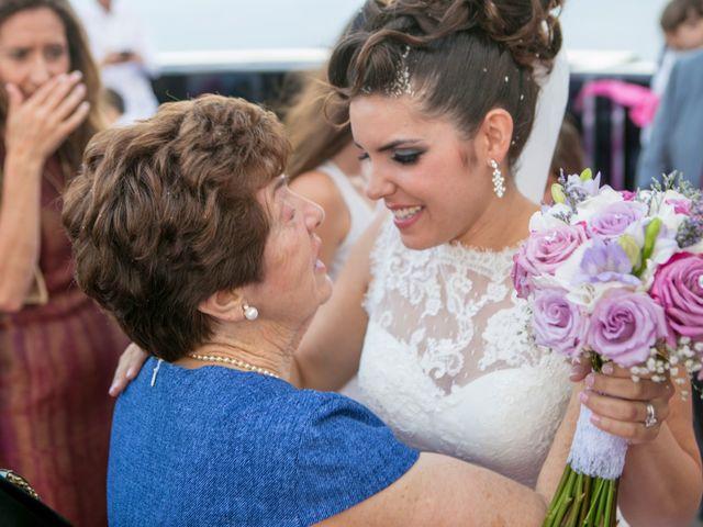 La boda de Rayco y Yaiza  en Benidorm, Alicante 4