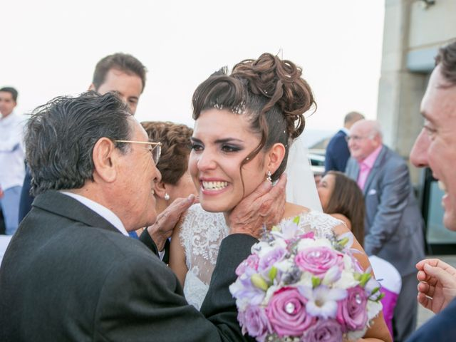 La boda de Rayco y Yaiza  en Benidorm, Alicante 5