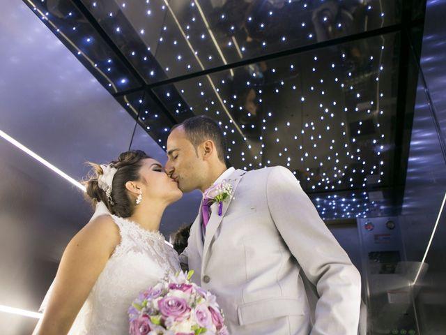 La boda de Rayco y Yaiza  en Benidorm, Alicante 6