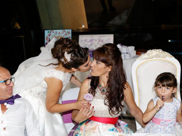 La boda de Rayco y Yaiza  en Benidorm, Alicante 8