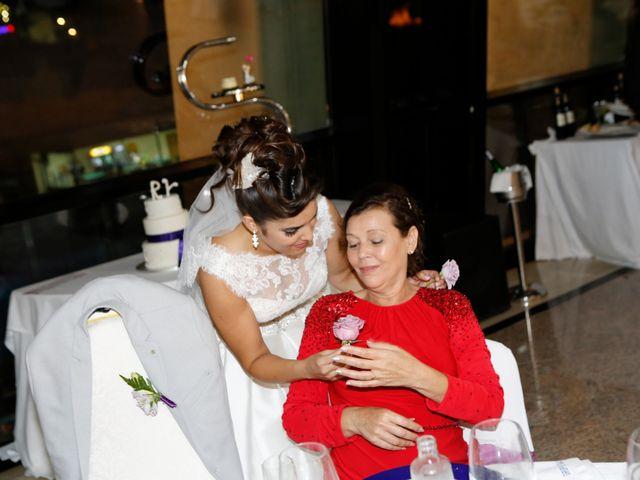 La boda de Rayco y Yaiza  en Benidorm, Alicante 9