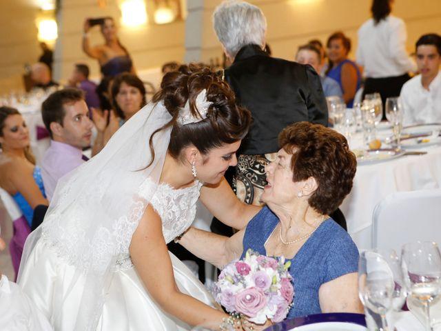 La boda de Rayco y Yaiza  en Benidorm, Alicante 10