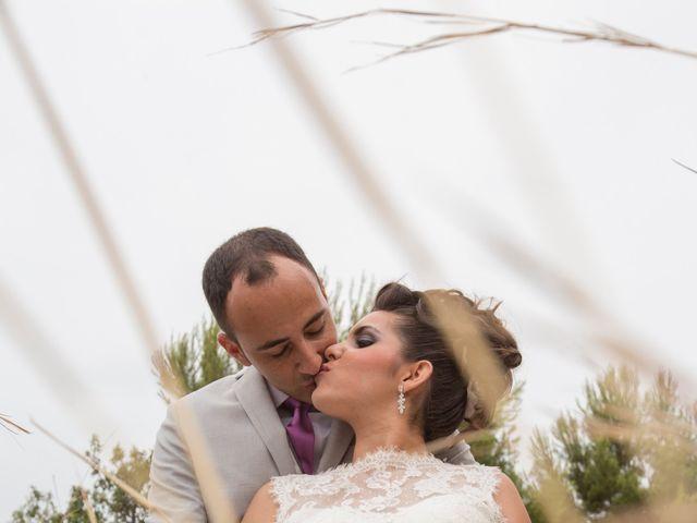 La boda de Rayco y Yaiza  en Benidorm, Alicante 14