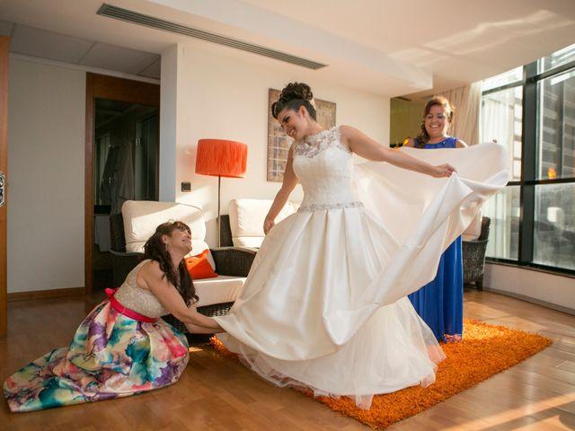 La boda de Rayco y Yaiza  en Benidorm, Alicante 16