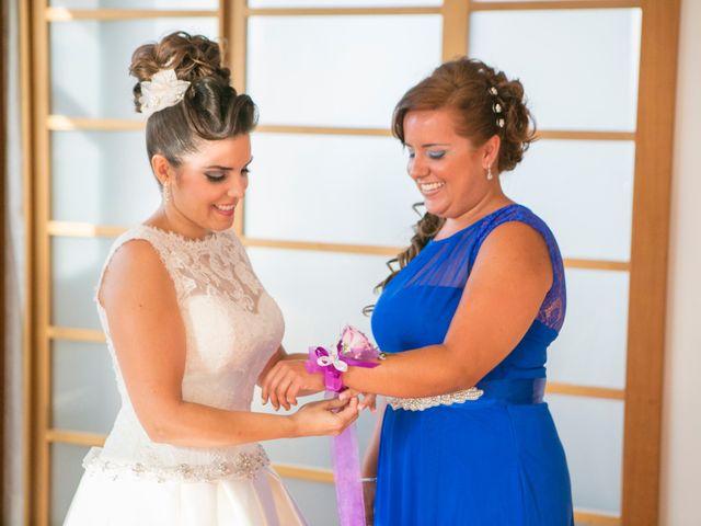 La boda de Rayco y Yaiza  en Benidorm, Alicante 17