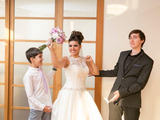 La boda de Rayco y Yaiza  en Benidorm, Alicante 19