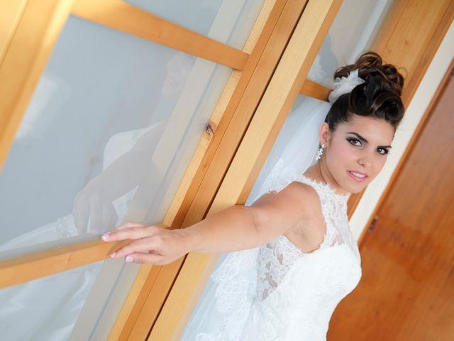 La boda de Rayco y Yaiza  en Benidorm, Alicante 29