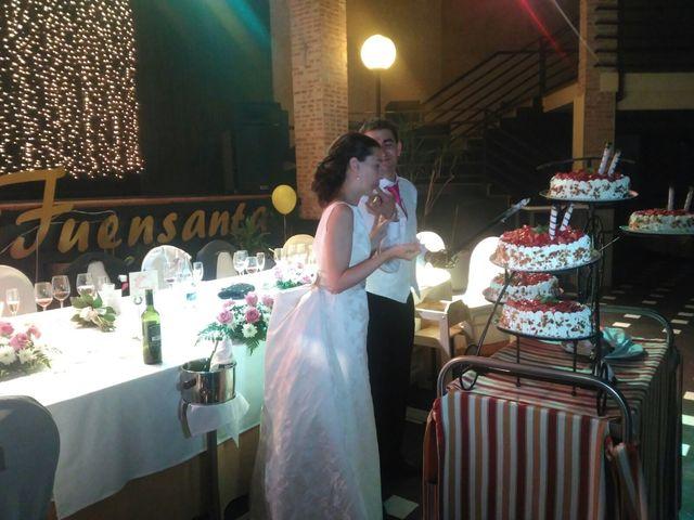 La boda de Sylvain y Patricia en Ciudad Real, Ciudad Real 5