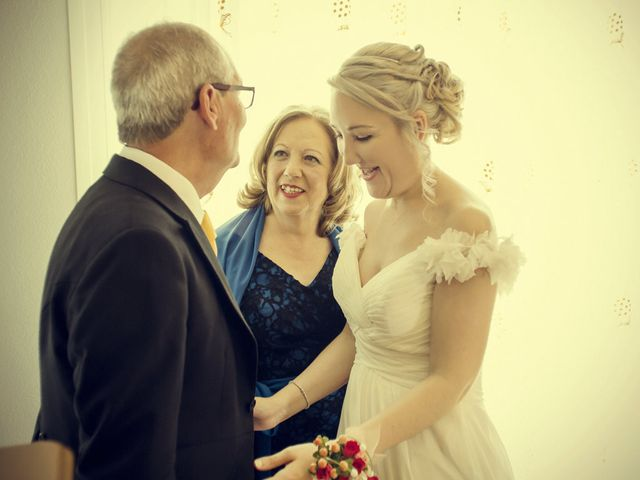 La boda de Isaac y Sara en Torrejon De Velasco, Madrid 7
