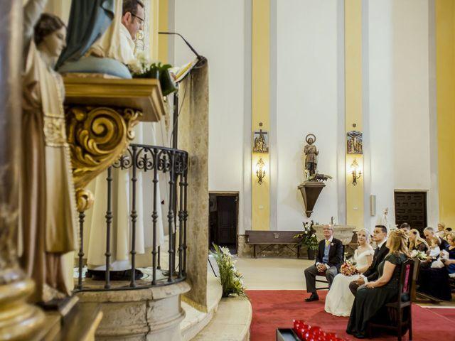 La boda de Isaac y Sara en Torrejon De Velasco, Madrid 8