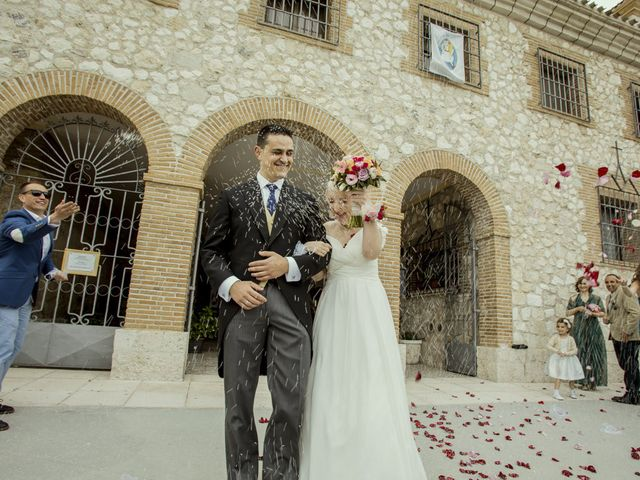 La boda de Isaac y Sara en Torrejon De Velasco, Madrid 9