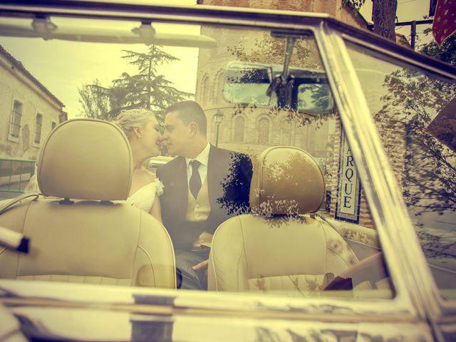 La boda de Sara y Isaac