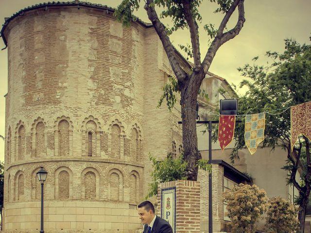 La boda de Isaac y Sara en Torrejon De Velasco, Madrid 11