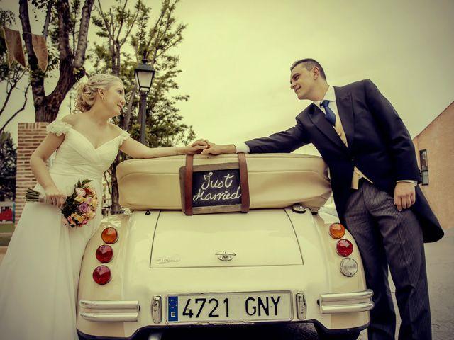La boda de Isaac y Sara en Torrejon De Velasco, Madrid 13