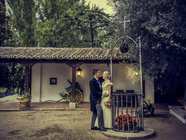 La boda de Isaac y Sara en Torrejon De Velasco, Madrid 14