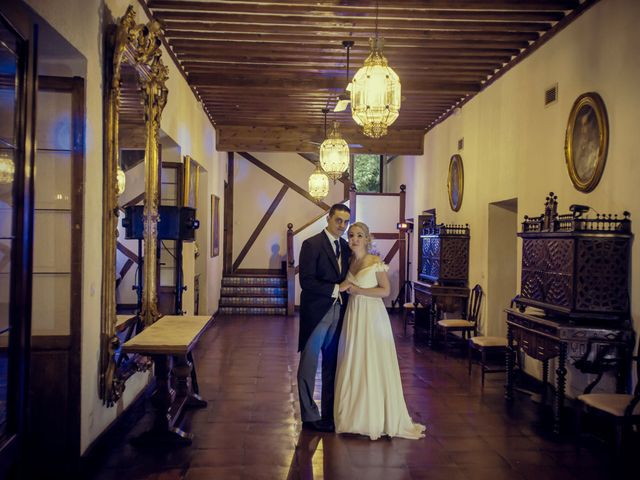 La boda de Isaac y Sara en Torrejon De Velasco, Madrid 15