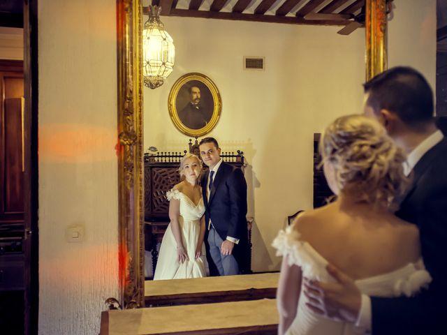 La boda de Isaac y Sara en Torrejon De Velasco, Madrid 16