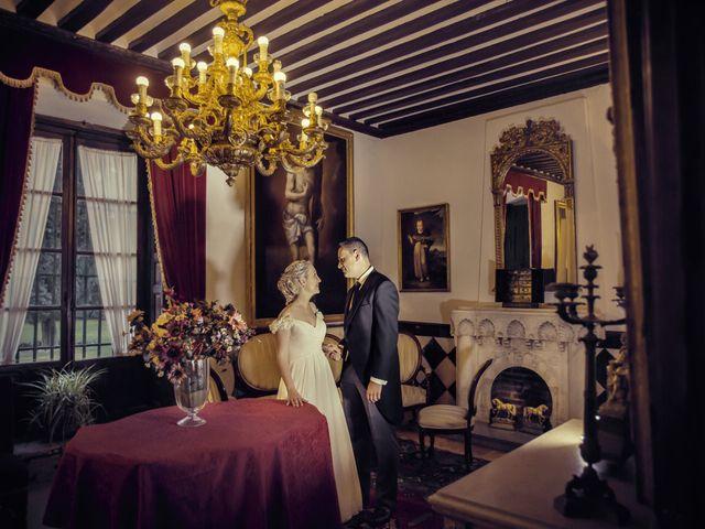 La boda de Isaac y Sara en Torrejon De Velasco, Madrid 18