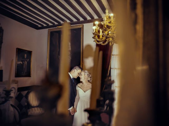 La boda de Isaac y Sara en Torrejon De Velasco, Madrid 20