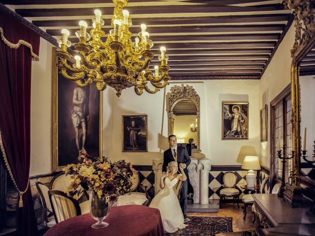 La boda de Isaac y Sara en Torrejon De Velasco, Madrid 21