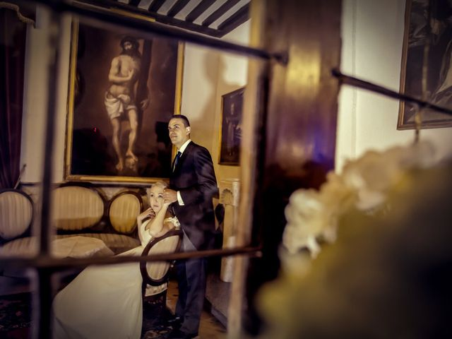 La boda de Isaac y Sara en Torrejon De Velasco, Madrid 22