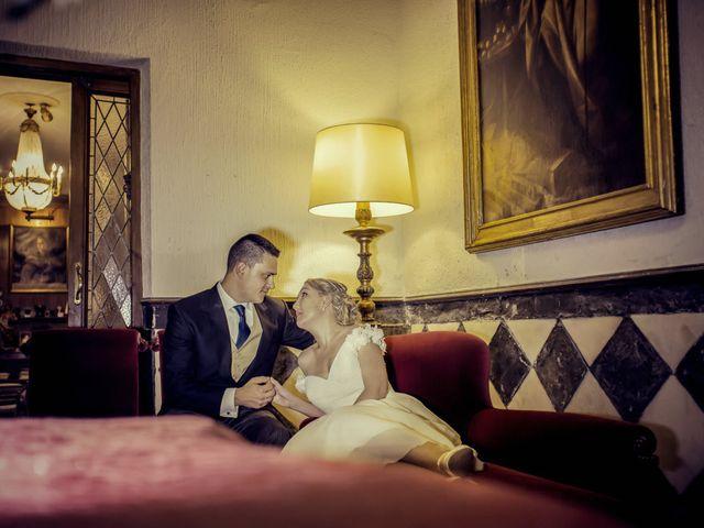 La boda de Isaac y Sara en Torrejon De Velasco, Madrid 23