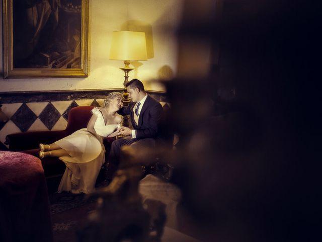 La boda de Isaac y Sara en Torrejon De Velasco, Madrid 24